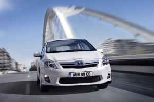 Toyota Auris Hybrid 2013: el rey de la eficiencia