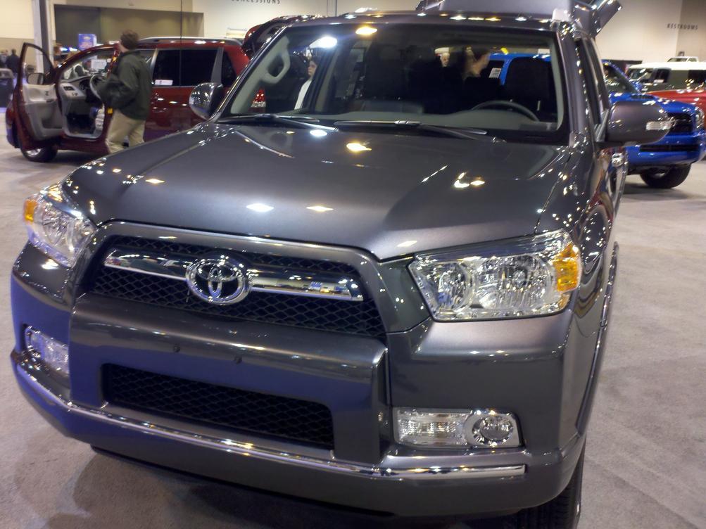 2014 Toyota Highlander Redesign