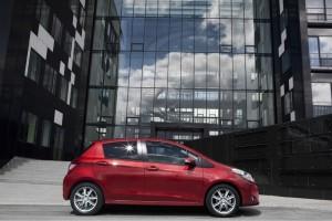 Toyota Yaris Sedán 2013: eficiente y juvenil