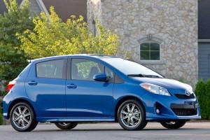 Toyota Yaris Sport 2013: un compacto muy apetecido