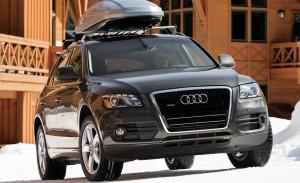 Audi Q5 2013: nueva cara, mismo lujo