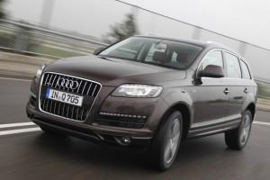 Audi Q7 2013: carácter refinado, lujo y calidad.