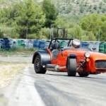 Caterham Seven 485: Es un carro que combina un deportivo, un Hot Road y un clásico.