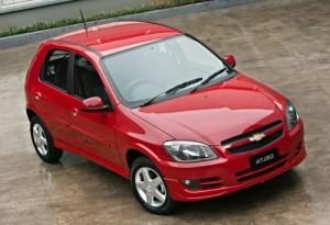 Chevrolet Celta 2013: precio, ficha técnica, imágenes y lista de rivales.
