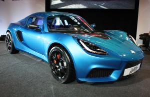 Detroit Electric SP 01: un deportivo eléctrico muy interesante