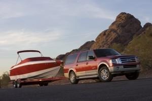 Ford Expedition 2013: potencia, lujo, amplitud y rendimiento.