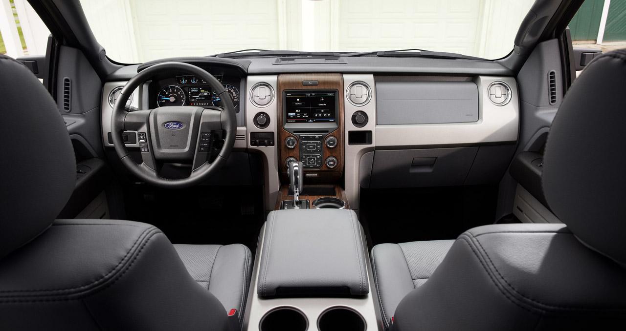 Ford F-150 2013: potencia, solidez, desempeño y diseño ...