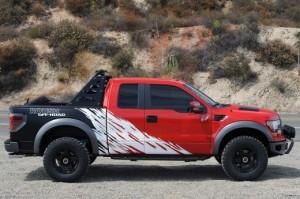 Ford F-150 Raptor SVT 2013: una magnifica camioneta deportiva