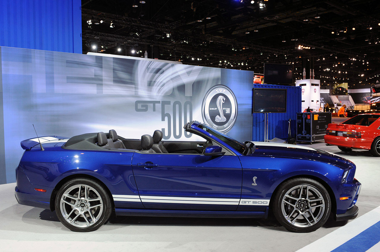 2013 ford mustang gt500 convertible. Black Bedroom Furniture Sets. Home Design Ideas