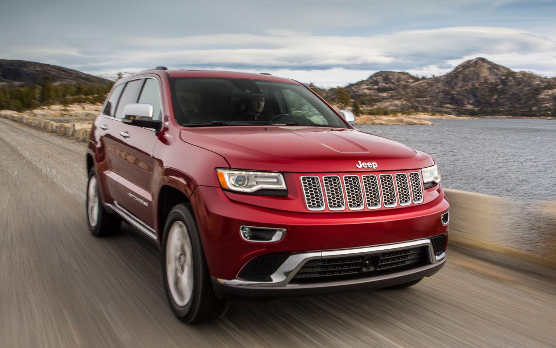 jeep grand cherokee 2013 comodidad lujo equipamiento y poder lista de carros. Black Bedroom Furniture Sets. Home Design Ideas