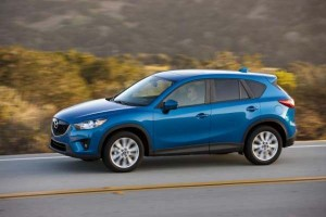 Mazda CX-5 2013: bella, potente y eficiente.