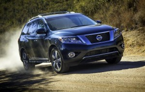 Nueva Nissan Pathfinder 2013: más estilizada y más aerodinámica