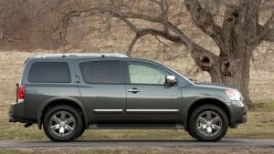 Nissan armada 2013: lujo y excelentes prestaciones