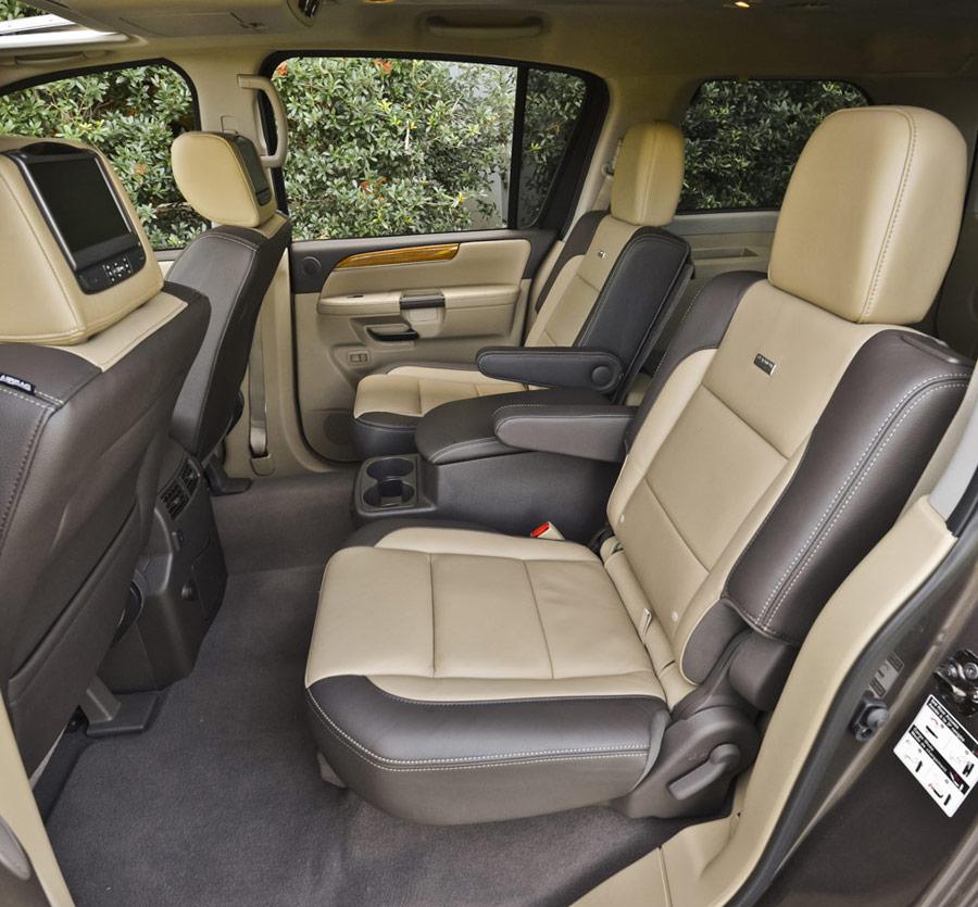 Nissan armada 2013: lujo y excelentes prestaciones | Lista ...