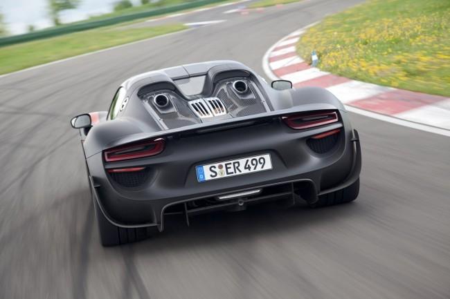 porsche 918 spyder h brido potente r pido y lujoso lista de carros. Black Bedroom Furniture Sets. Home Design Ideas