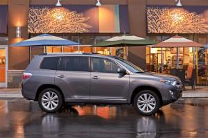 Toyota Highlander Hybrid 2013: precios, ficha técnica, imágenes y lista de rivales