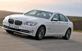BMW Serie 7 2013: gran tamaño, confort y comportamiento dinámico