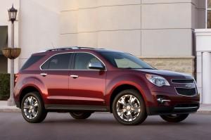Chevrolet Equinox 2013: mezcla perfecta entre funcionalidad y elegancia