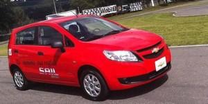 Chevrolet Sail  Hatchback 2013: conducción deportiva y muy cómoda