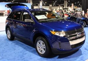 Ford Edge 2013: innovadora, exitosas y hermosa