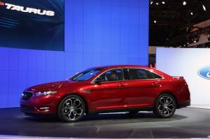 Ford Taurus 2013: desempeño, elegancia y eficiencia