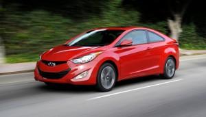 Hyundai Elantra Coupe 2013: uno de los Coupe más generalista y atractivos del mercado