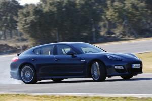 Porsche Panamera GTS 2013: más grande, potente y atractivo