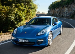 Porsche Panamera S  Hybrid 2013: bello y eficiente