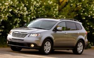 Subaru Tribeca 2013: elegante y señorial