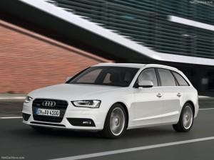 Audi A4 Avant 2013: con lo mejor de un sedán, una SUV y un deportivo