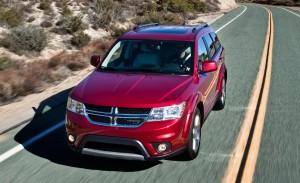Dodge Journey 2013: una SUV ruda, refinada y respetable.