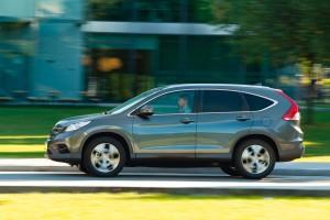 Honda CR-V 2013: líneas frescas y aerodinámicas