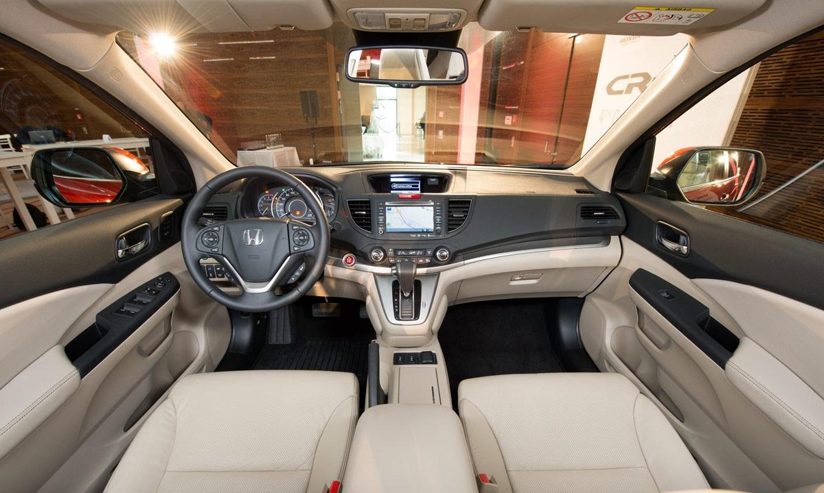 Honda cr v 2013 l neas frescas y aerodin micas lista de for Honda cr v 2013 interior