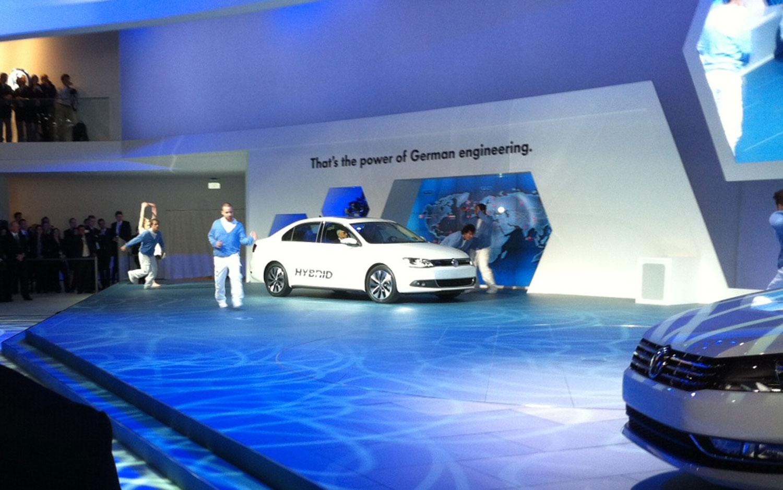 Volkswagen Jetta Hybrid 2013: Para Estados Unidos tiene estos precios