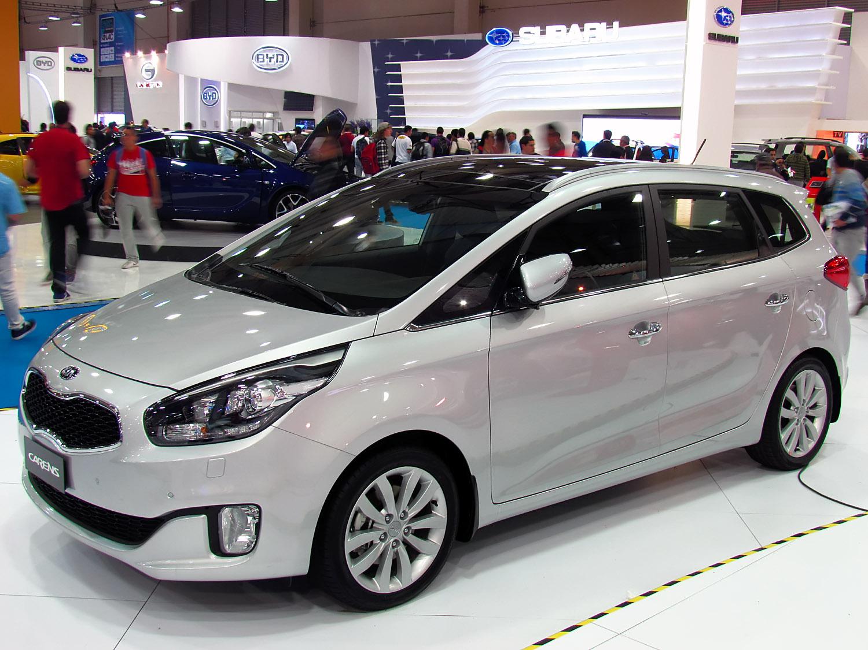 Kia Carens 2013 M 225 S Estilizado Y Deportivo Lista De Carros