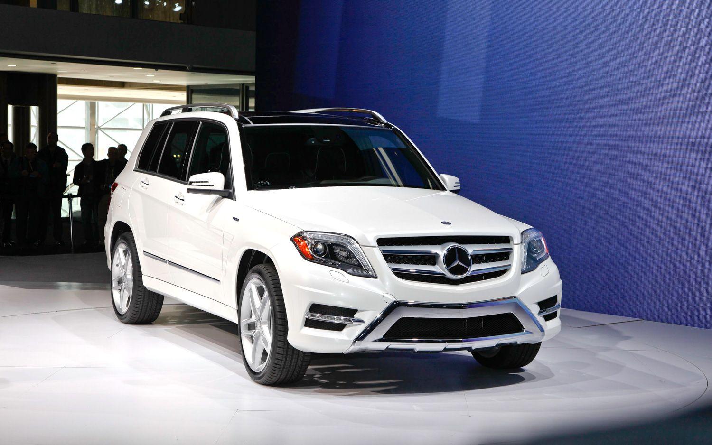 MercedesBenz GLKClass