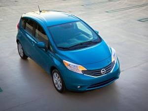 Nissan Note 2013: joven, enérgico y futurista.