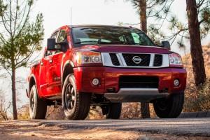 Nissan Titan 2013: musculosa y poderosa.