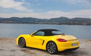 Porsche Boxster 2013: sofisticado, cómodo y deportivo