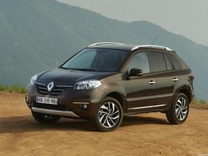 Renault Koleos 2013: familiar y con aspiraciones deportivas y utilitarias