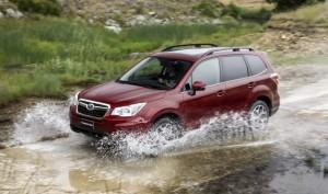 Subaru Forester 2013: refinamiento, lujo y estatus.