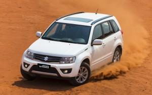 Suzuki Grand Vitara 2013: elegante, eficiente, accesible y exitosa.