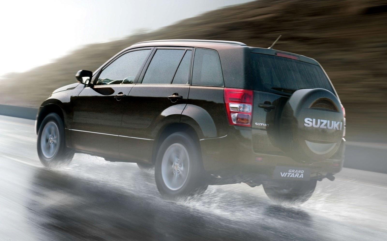 Suzuki Grand Vitara 2013: Para Perú tiene estos precios y versiones