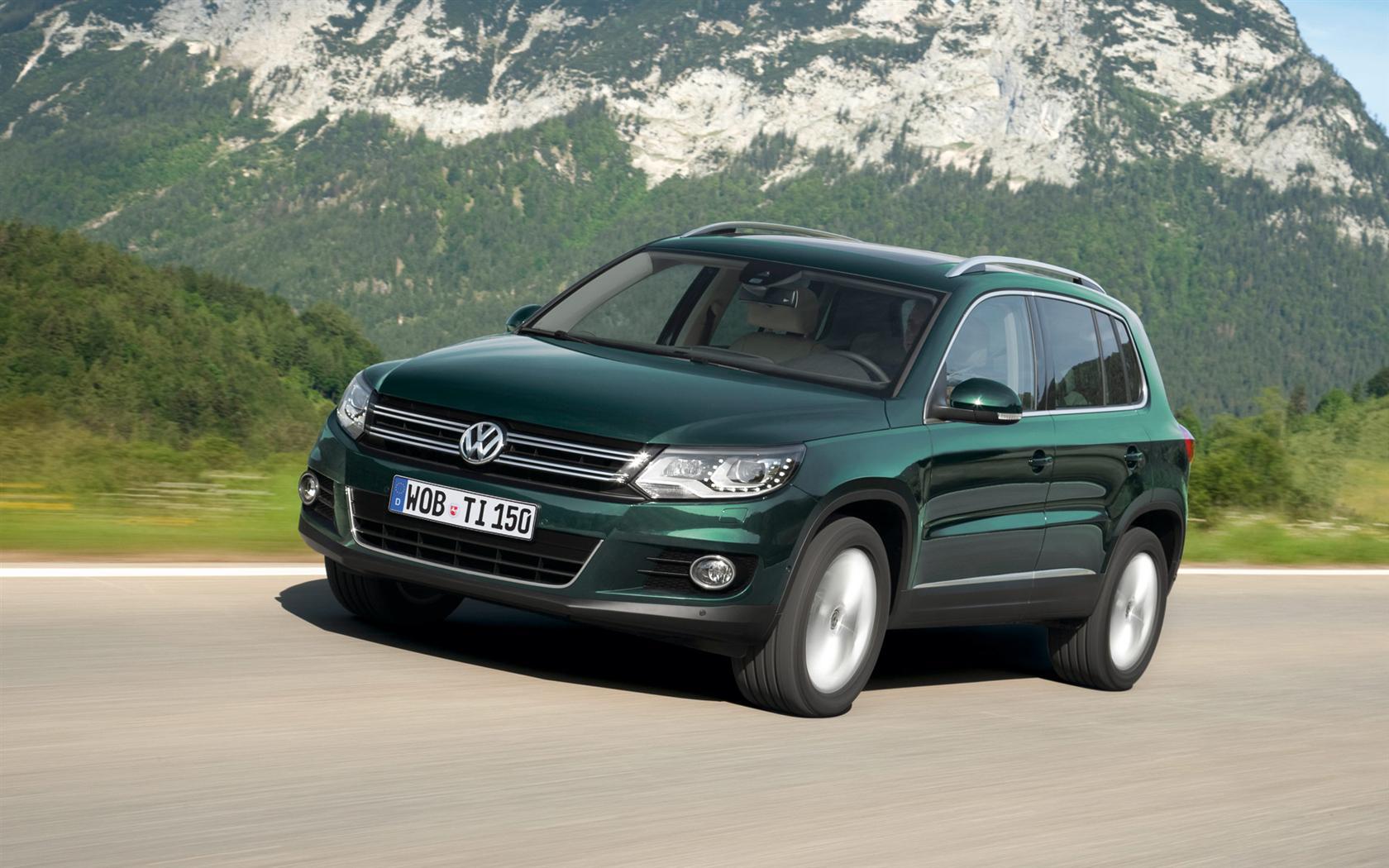 Volkswagen Tiguan 2013: comodidad, estilo y refinamiento ...
