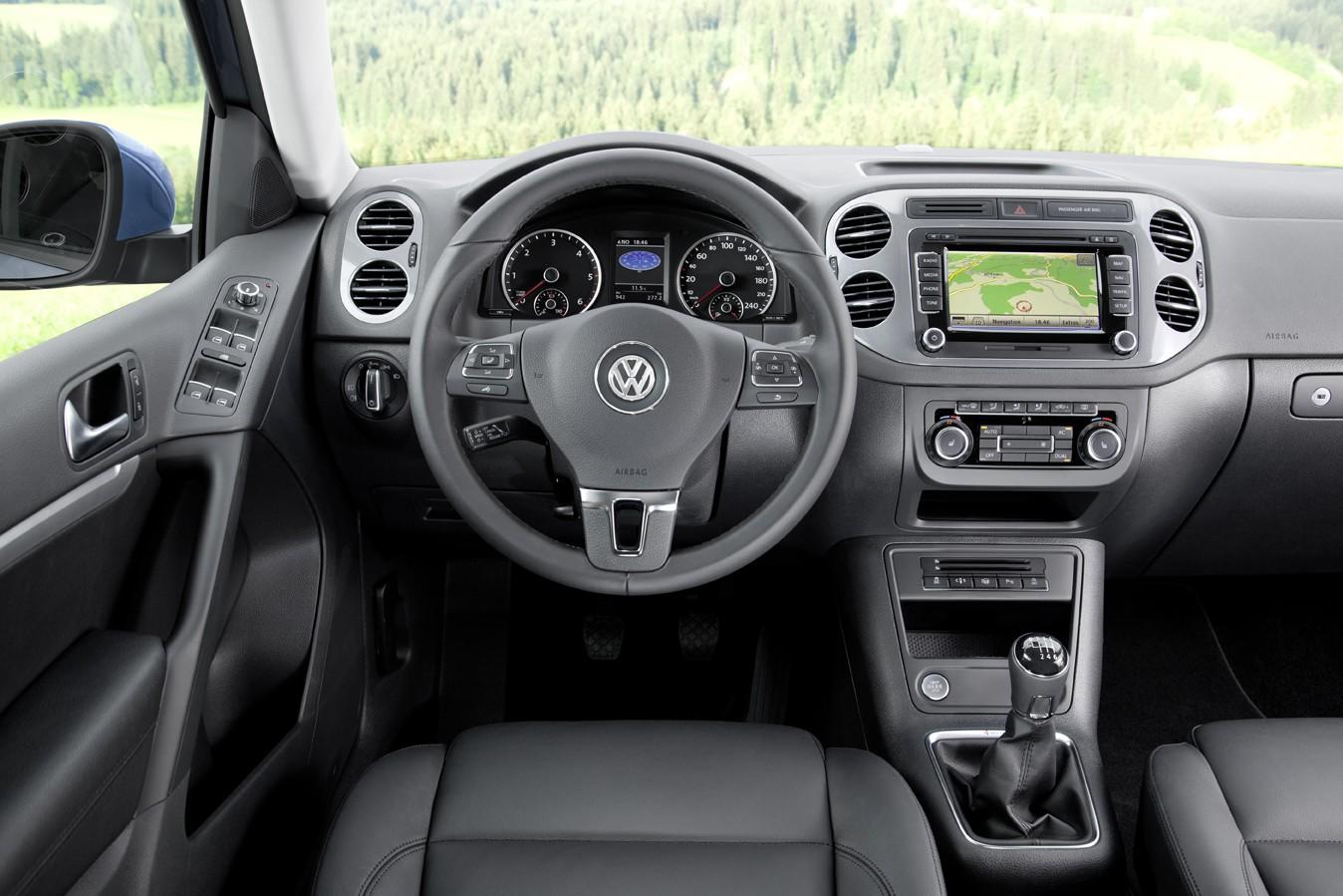 volkswagen tiguan 2013 comodidad estilo y refinamiento lista de carros. Black Bedroom Furniture Sets. Home Design Ideas