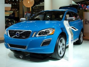 Volvo XC60 2013: belleza, tecnología, potencia y seguridad.