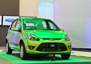 Ford Ikon Hatchback 2013: potencia y rendimiento