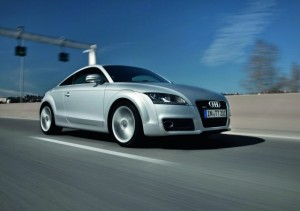 Audi TT Coupe 2013: confort, manejo deportivo y  potencia