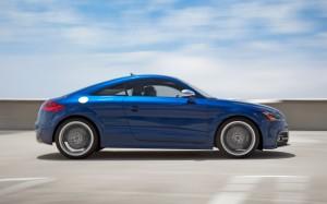 Audi TTS Coupe 2013: hermoso, efectivo y poderoso