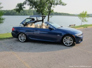 BMW Serie 3 Convertible 2013: refinamiento, poder y maniobrabilidad.